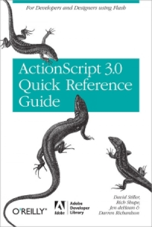 Download The ActionScript 3.0 Quick Reference Guide free book as pdf format