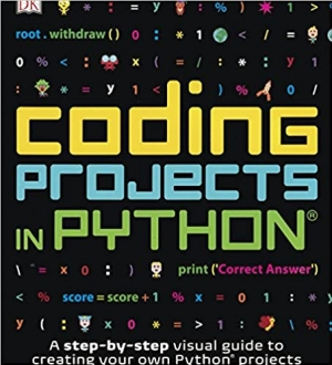 Download CODING PROJECTS IN PYTHON free book as pdf format