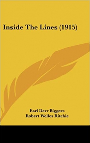 Download Inside The Lines (1915) free book as pdf format