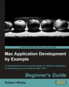 Book Mac Application Development by Example free