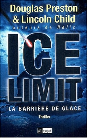 Download The Ice Limit free book as epub format