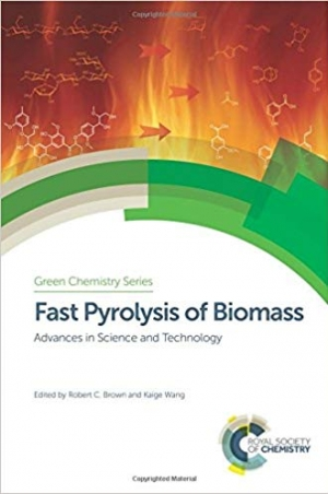 Download Fast Pyrolysis of Biomass: Advances in Science and Technology (Green Chemistry Series) free book as pdf format