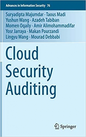 Download Cloud Security Auditing free book as pdf format