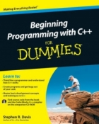 Book Beginning Programming with C++ For Dummies free