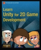 Book Learn Unity for 2D Game Development free