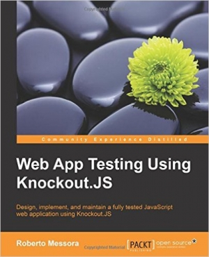 Download Web App Testing Using Knockout.JS free book as pdf format