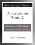 Book An Incident on Route 12 free