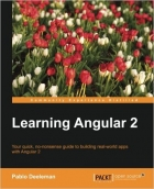 Book Learning Angular 2 free