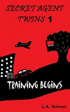 Book Secret Agent Twins - Training Begins free
