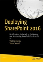 Book Deploying SharePoint 2016 free