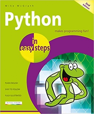 Download Python in easy steps, 2nd Edition free book as epub format