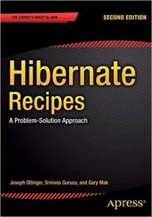 Download Hibernate Recipes, 2nd Edition free book as pdf format