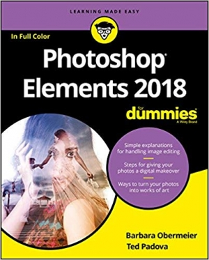 Download Photoshop Elements 2018 For Dummies free book as pdf format