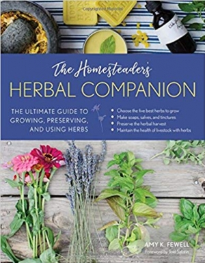 Download The Homesteader's Herbal Companion: The Ultimate Guide to Growing, Preserving, and Using Herbs free book as pdf format