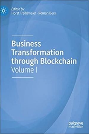 Download Business Transformation through Blockchain: Volume free book as pdf format