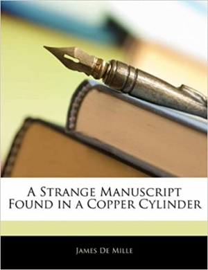 Download A Strange Manuscript Found in a Copper Cylinder free book as epub format