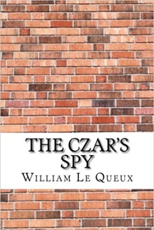Download The Czar's Spy free book as epub format