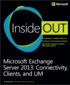 Book Microsoft Exchange Server 2013 Inside Out: Connectivity, Clients, and UM free