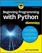 Book Beginning Programming with Python For Dummies, 2nd Edition free