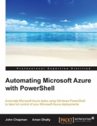 Book Automating Microsoft Azure with PowerShell free