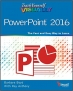 Book Teach Yourself VISUALLY PowerPoint 2016 free