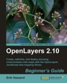 Book OpenLayers 2.10 free