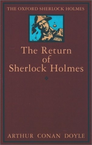 Download The Return of Sherlock Holmes free book as pdf format