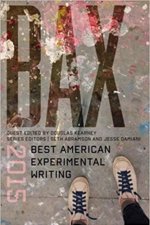 Download BAX 2015: Best American Experimental Writing free book as epub format