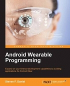 Book Android Wearable Programming free