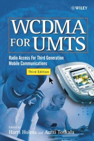 Download WCDMA for UMTS, 3rd Edition free book as pdf format