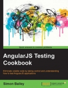 AngularJS Testing Cookbook