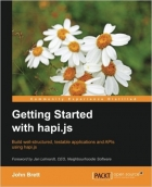 Book Getting Started with hapi.js free