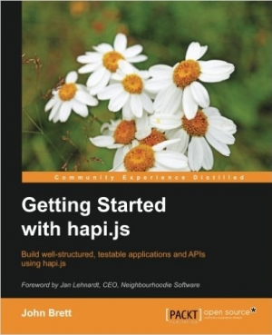 Download Getting Started with hapi.js free book as pdf format