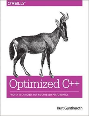 Download Optimized C++ free book as pdf format