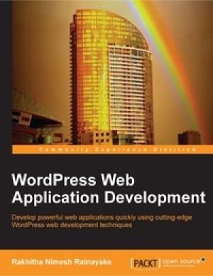 Download WordPress Web Application Development free book as pdf format