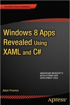 Book Windows 8 Apps Revealed Using XAML and C# free