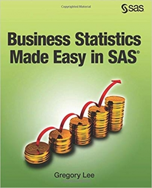 Download Business Statistics Made Easy in SAS free book as epub format