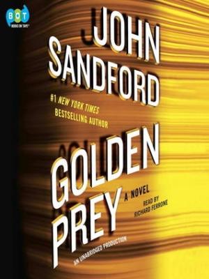 Download Golden Prey free book as epub format