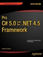 Book Pro C# 5.0 and the .NET 4.5 Framework, 6th Edition free
