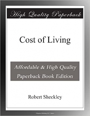 Download Cost of Living free book as epub format