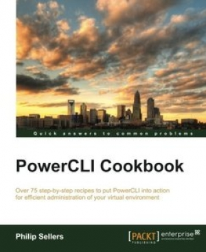 Download PowerCLI Cookbook free book as pdf format