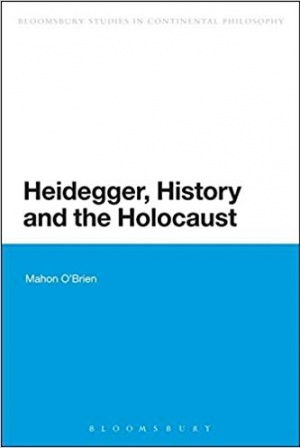 Download Heidegger, History and the Holocaust (Bloomsbury Studies in Continental Philosophy) free book as pdf format