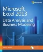Book Microsoft Excel 2013 Data Analysis and Business Modeling free