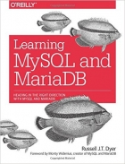 Book Learning MySQL and MariaDB free