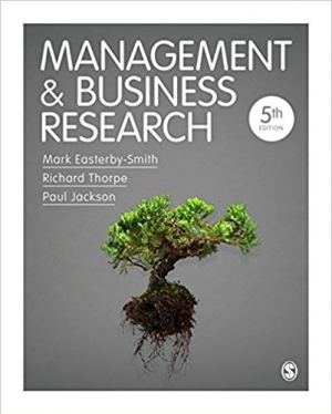 Download Management and Business Research free book as pdf format