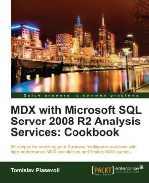 Download MDX with Microsoft SQL Server 2008 R2 Analysis Services Cookbook free book as pdf format