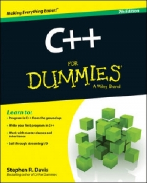 Download C++ For Dummies, 7th Edition free book as pdf format