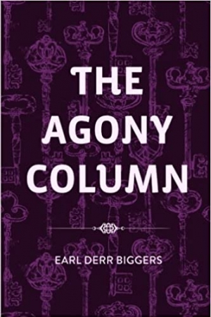 Download The Agony Column free book as pdf format