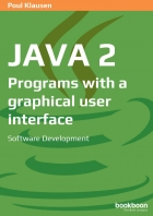 Book Java 2: Programs with a graphical user interface free