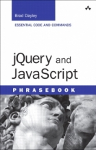Book jQuery and JavaScript Phrasebook free